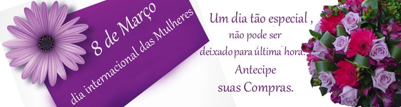 Dia Internacional das Mulheres - 08/março