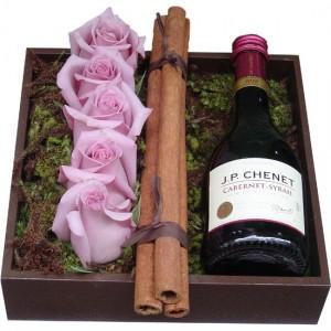 Com Amor | Rosas Lilás JP Chenet