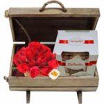Ideias de flores românticas para a namorada