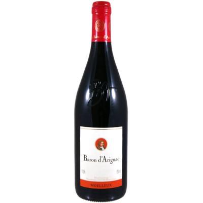 Vinho Baron d'Arignac Rouge 750ml